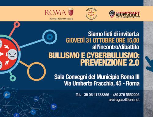 Invito al Convegno – Giovedi 31 Ottobre 2019